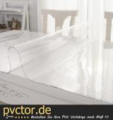 Tischfolie PVC Schutzfolie Tischdecke